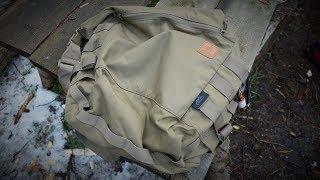 Bushcraft Satchel od Helikona - Nasza recenzja torby do lasu i EDC! :)