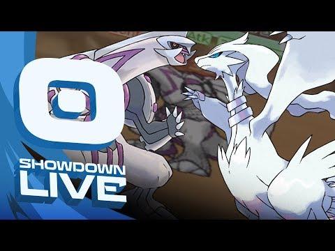 """DRAGON DANCE PALKIA"" Pokemon Ultra Sun & Moon! Random Inheritance Showdown Live w/PokeaimMD & Moet"