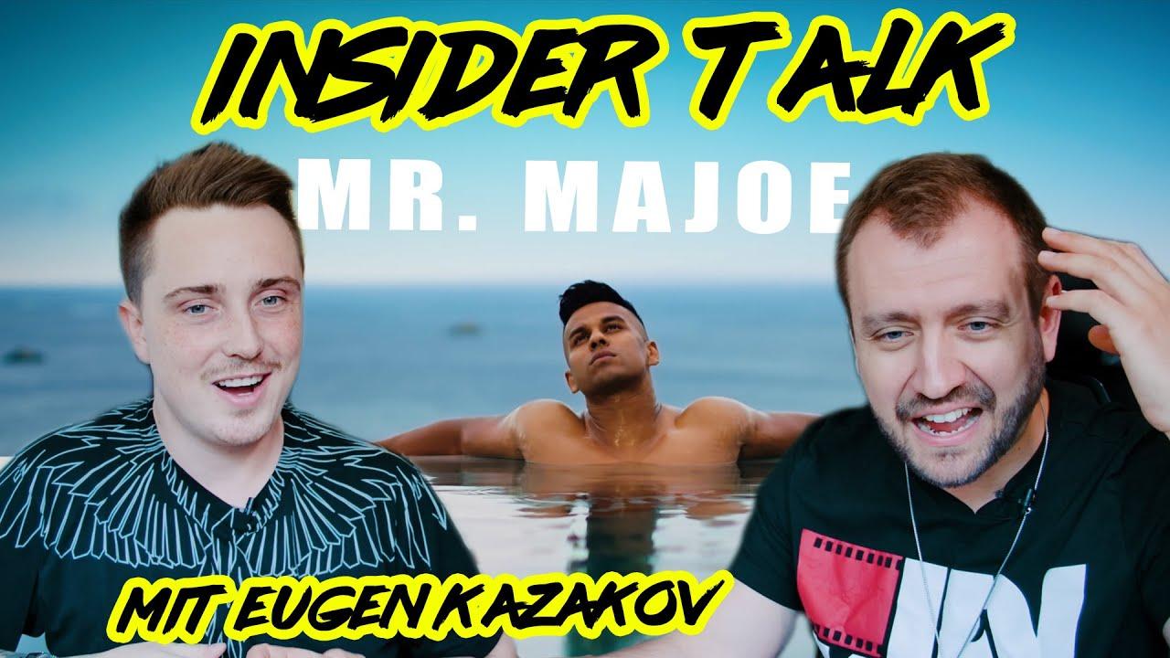 15000 € STRAFE beim Videodreh zu MR MAJOE - INSIDER TALK mit EUGEN KAZAKOV