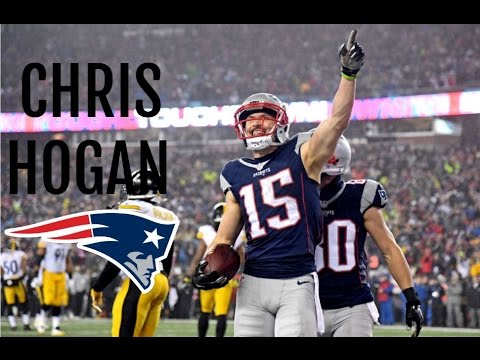 Chris Hogan - New England Patriots Highlights