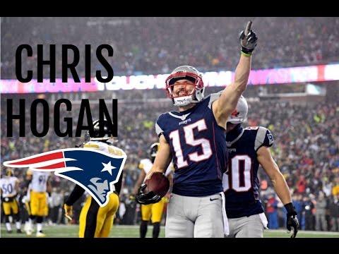 buy online a3f8c 0124c Chris Hogan - New England Patriots Highlights