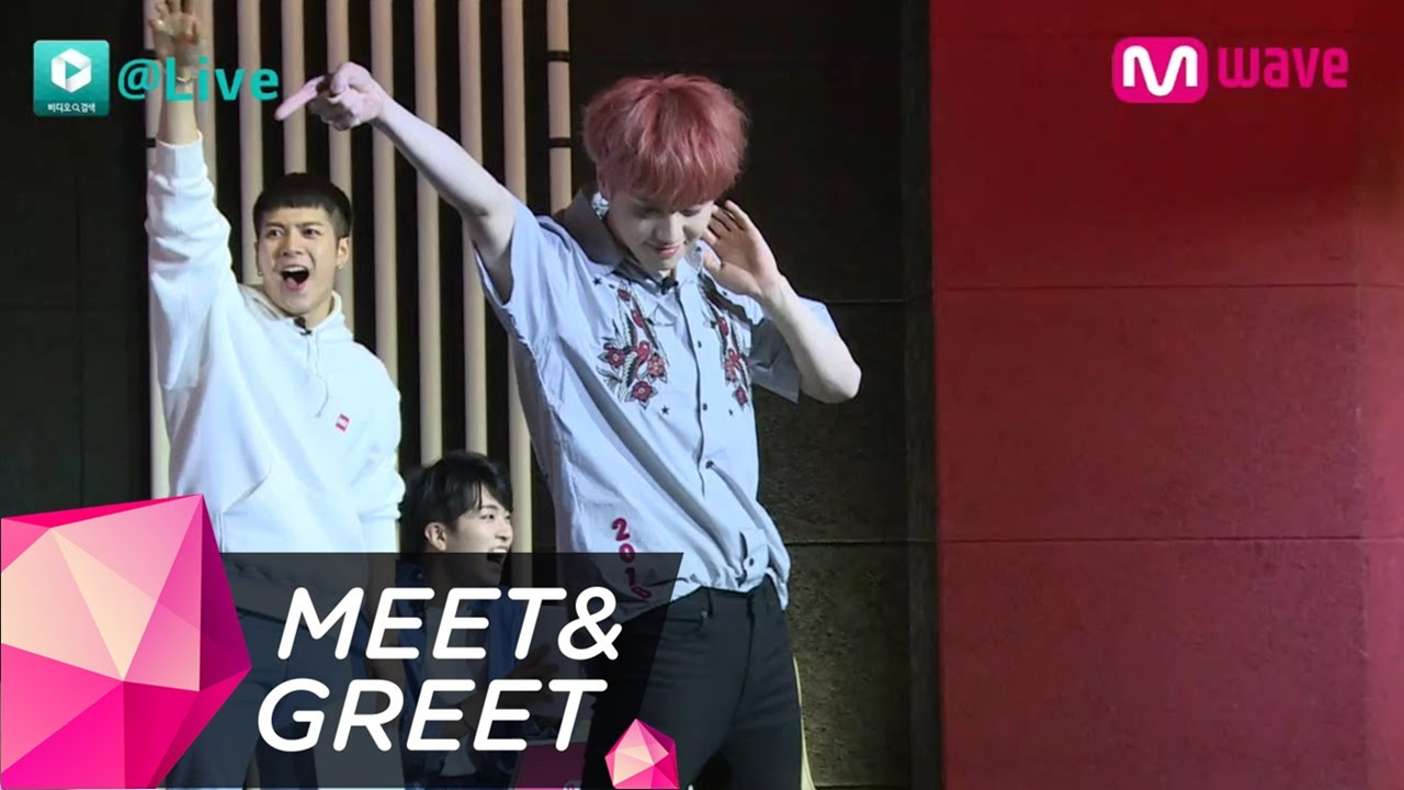 mwave meet and greet got7 yugyeom