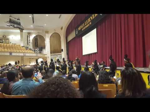 Freshman Orientation James Madison HighSchool Marching Band