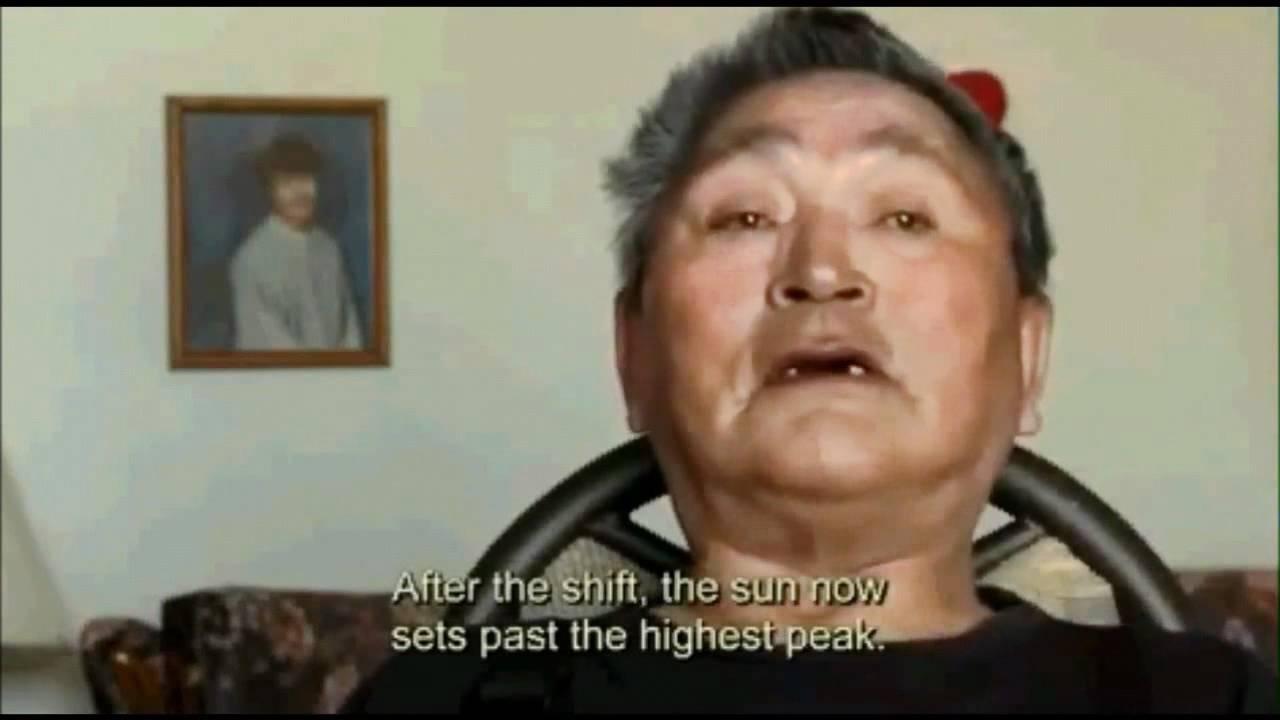 inuit people on pole shift youtube