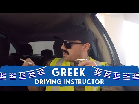 The Cypriot Driving Instructor