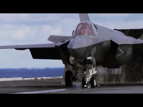 F 35 Lightning II in Action