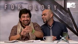 Raghu Loses His Anger On Fake Contestant   Best Of Roadies Auditions   Raghu - Rajiv Special