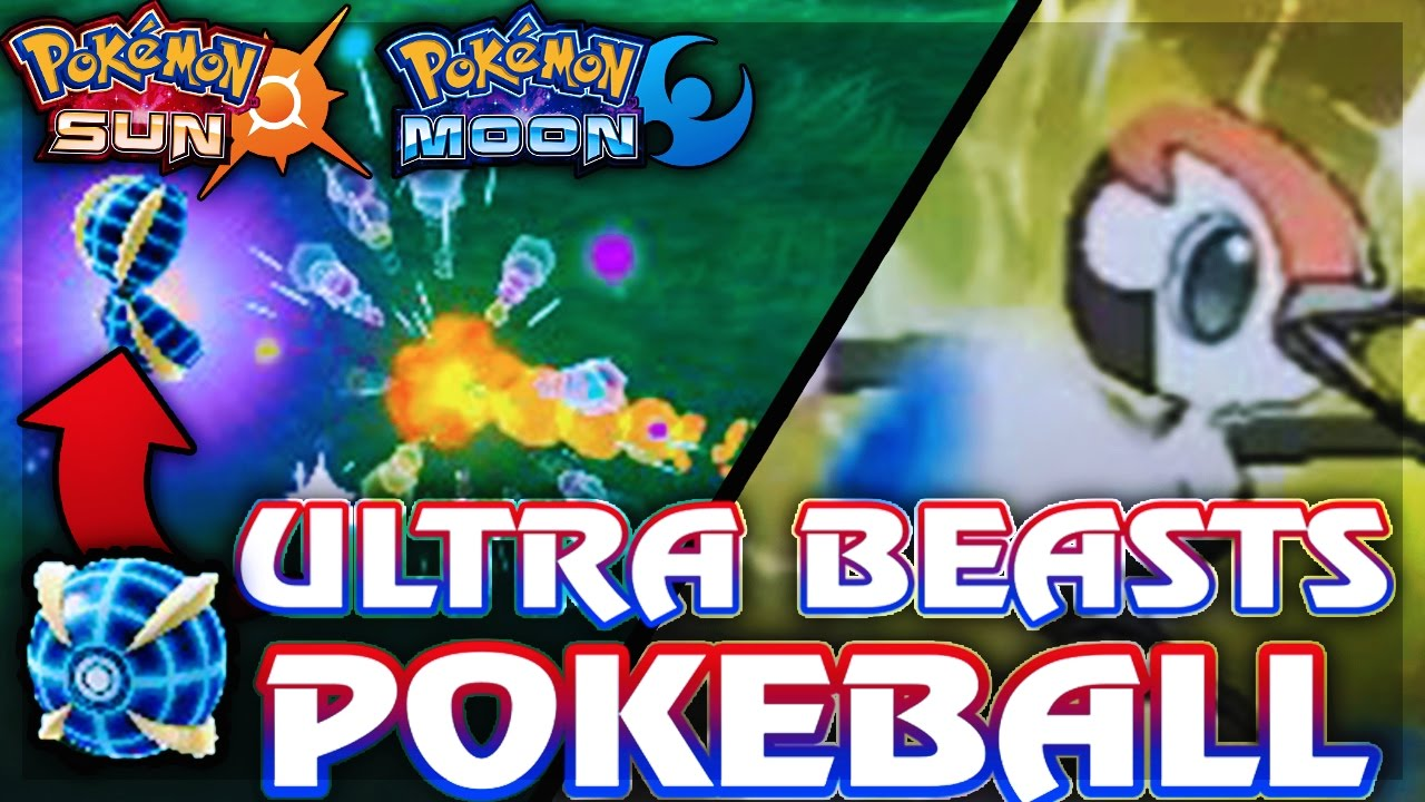 Download POKEMON SUN & MOON NEWS! NEW ULTRA BEAST POKEBALL! ALL HMs REMOVED! HOOPA UNBOUND & PRIMALS RETURN!
