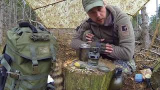 Produktempfehlung Clawgear Fleece Jacke Milvago, ideal für Survival & Tactical Bushcrafting.