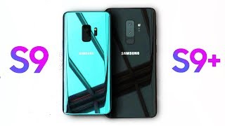 Samsung Galaxy S9 and S9+ - First Look