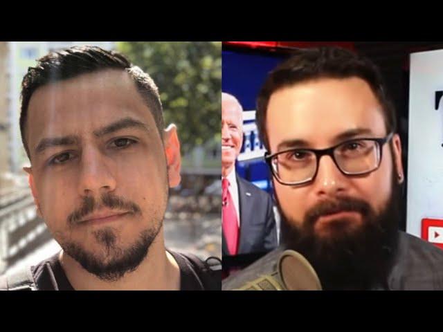 Mike Figueredo (Humanist Report) & Richard Medhurst LIVE