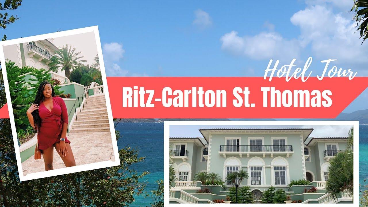 US Virgin Islands (PART 2): Ritz-Carlton St Thomas Tour !!!