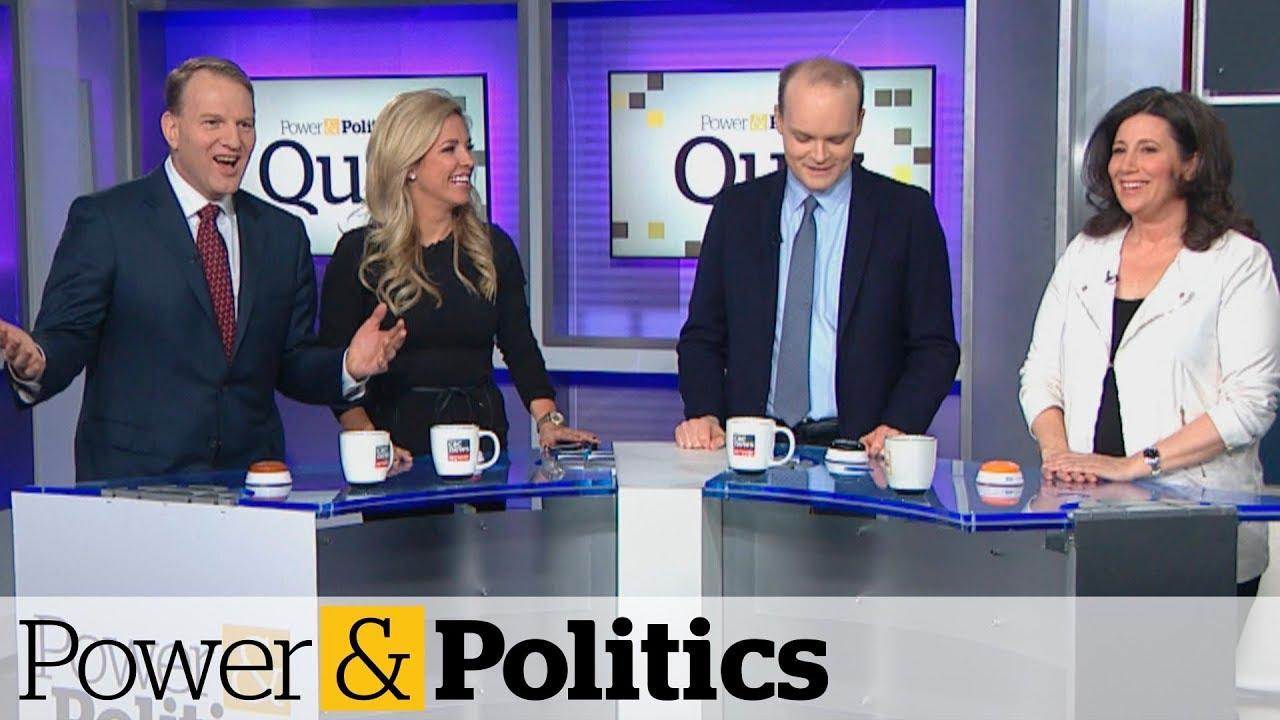 2018 Political News Quiz | Power & Politics