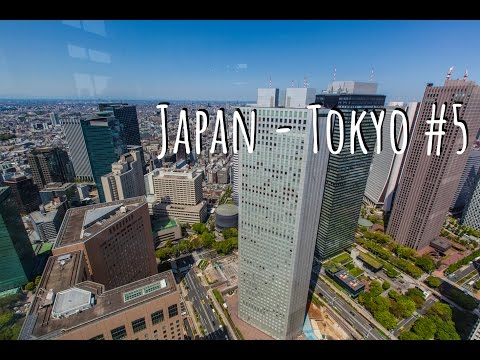 Japan Tokyo haircut Metro Government building overview, Shrine | FollowMike