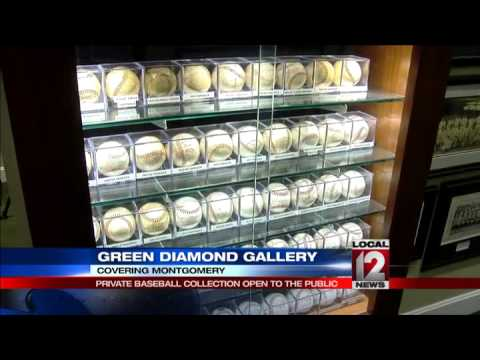 Private baseball collection open to the public for weekend