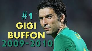 Gianluigi buffon 2009-2010