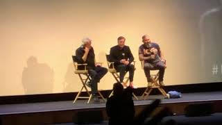 Bob Lazar : Area 51 & Flying Saucers Q&A Interview / Movie Premiere