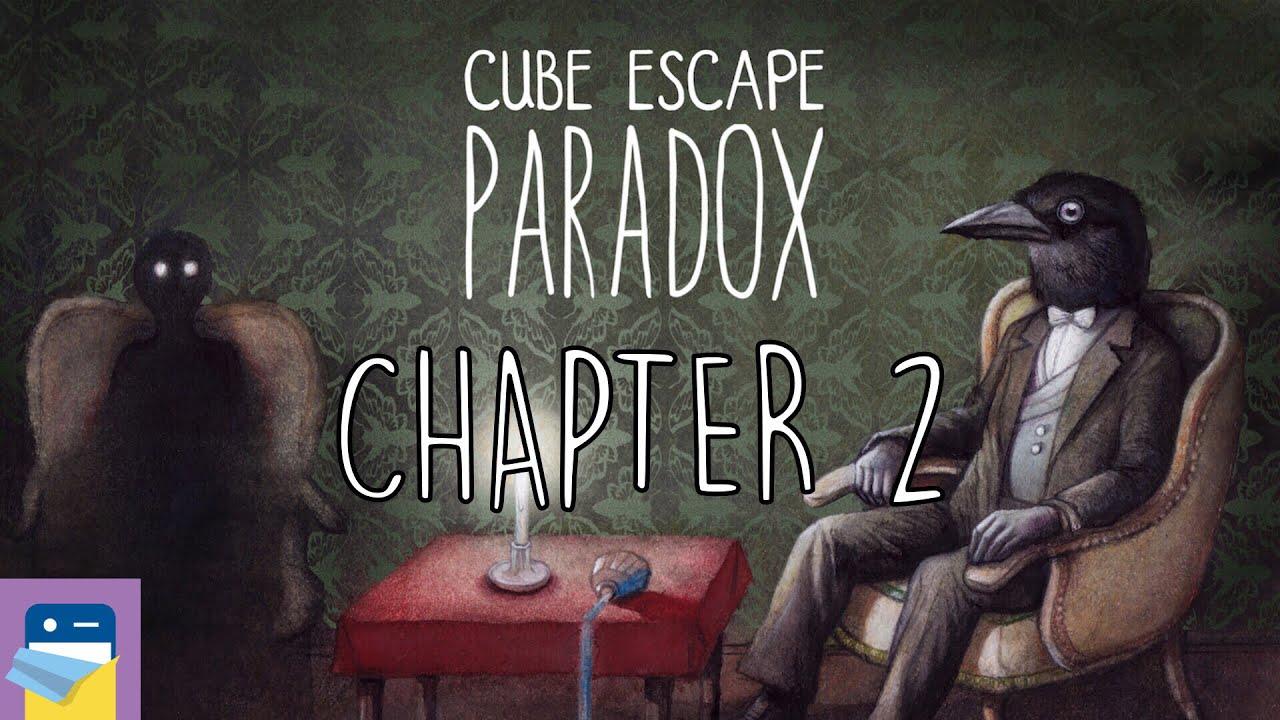 cube escape paradox lösung kapitel 2