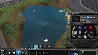 Zoo Tycoon 2: Carnivore Conservation Centre - Part 5 - American River Otters
