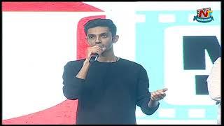 Anirudh Ravichander Speech At Petta Pre Release Event   Rajinikanth   Trisha   NTV Entertainment