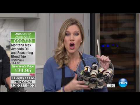 HSN | Healthy & Delicious Foods 01.03.2017 - 05 AM
