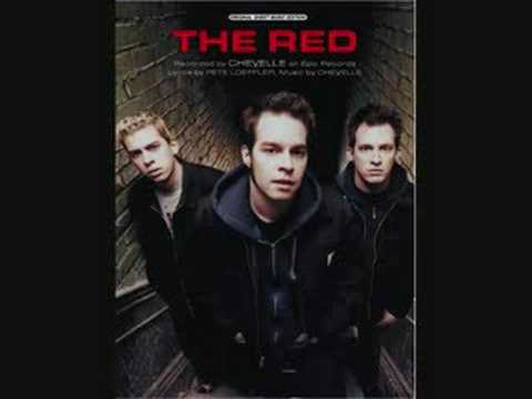 Chevelle - The Red + Lyrics