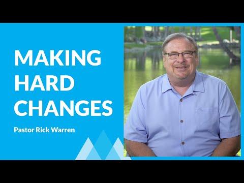making-hard-changes-with-rick-warren