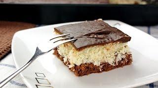 Ciasto Bounty | Smaczne-Przepisy.TV