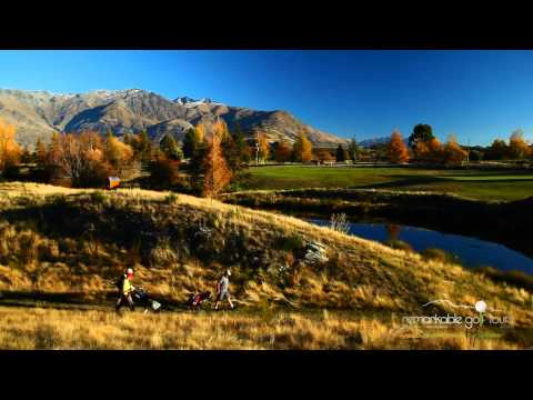 Arrowtown Golf Club - Golf in Queenstown New Zealand