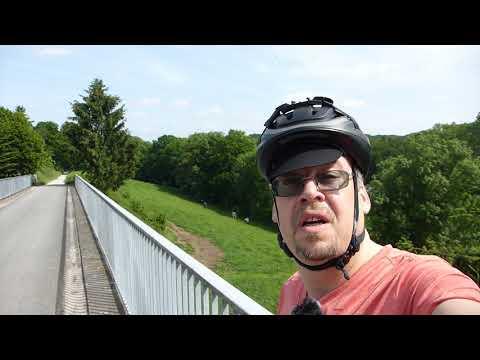Bahntrassentour - Teil 1