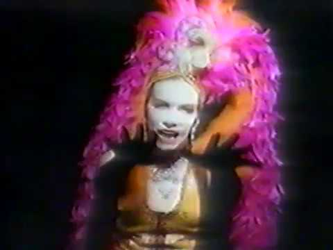 Annie Lennox interview on Whoopi Goldberg Show, 1992