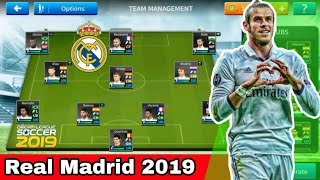 How To Hack Real Madrid Team In Dream League Soccer 2019