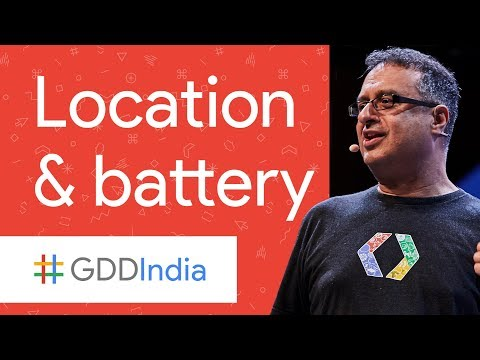 Location and Battery (GDD India '17)