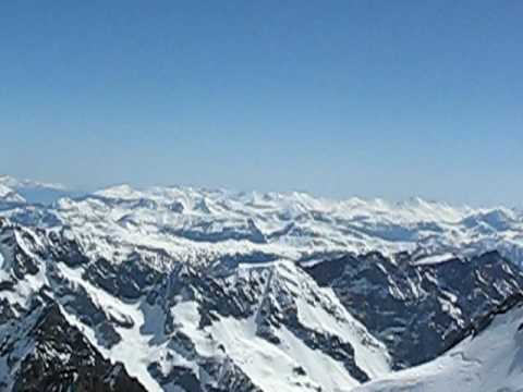 Dome des Ecrins panorama commented by Gilles Pierrard