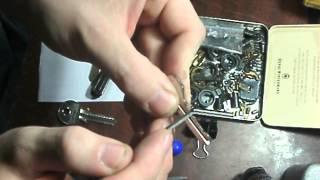 как самому сделать бамп ключ часть 2