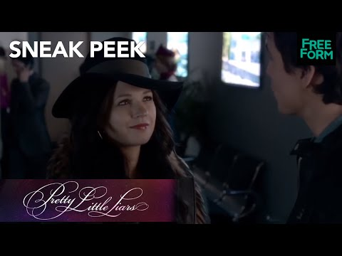 Pretty Little Liars | Series Finale Sneak Peek: Charlotte and Archer Flashback | Freeform
