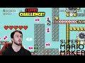The 5 Lives Challenge Run! - Super Mario Maker