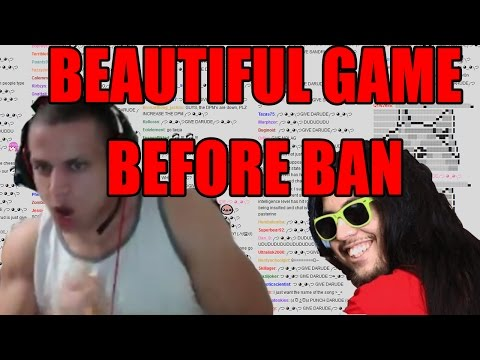 TYLER1 BEAUTIFUL GAME BEFORE THE BAN FT. IMAQTPIE