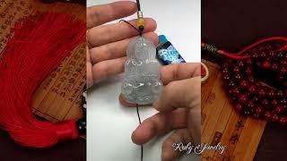 Cách thắt dây mặt đá - Hướng dẫn buộc mặt vòng cổ phong thủy