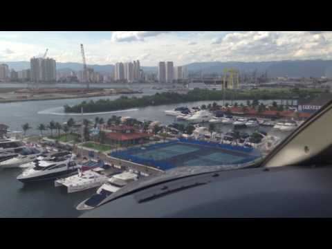 Bell 429 Landing Marina Asturias - Brazil