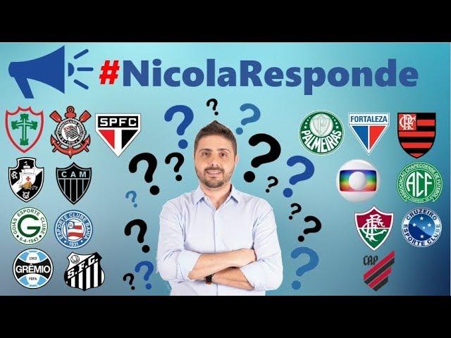 Você perguntou e eu respondi sobre 16 clubes brasileiros, Globo, seleção...