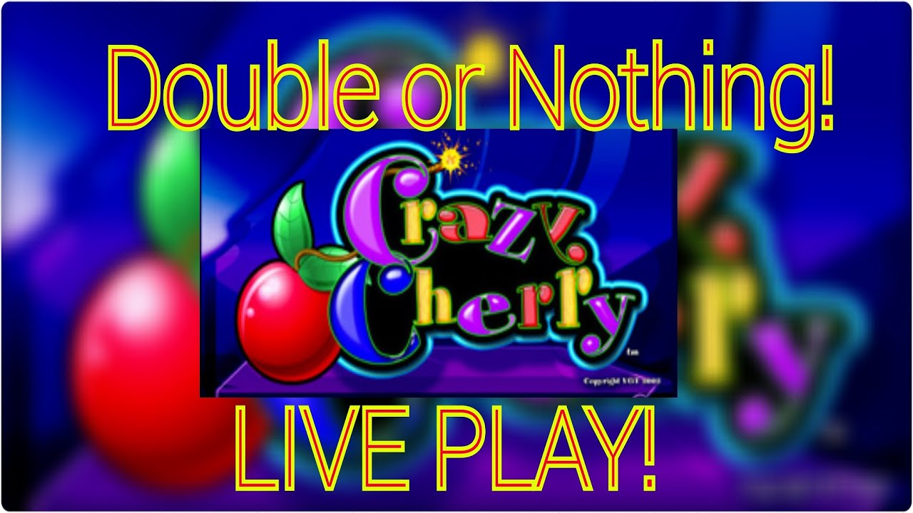 Crazy cherries slot machines casino eagle golden kansas