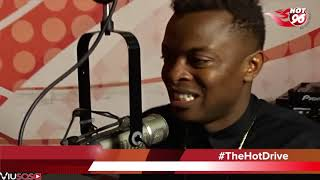 Ringtone Finally Declares that he is Broke on Live Radio