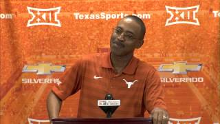 Vance Bedford Press Conference [April 16, 2015]