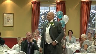Very Funny Best Man's Speech!