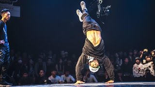 Bboy Leon vs Bboy Vero - Semi Final - Red Bull BC One Asian Pacific Final 2015