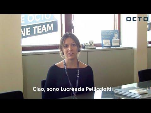 new styles b3dfd cd2d1 Octo Women in Tech - Lucrezia Pellicciotti, Change & Organization Manager