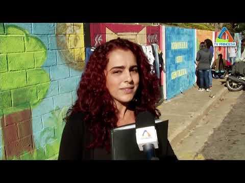 (JC 24/08/18) Escola pública realiza projetos que usam a arte para mudar a visão de mundo dos alunos