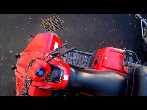 MASAI A450 :première vidéo