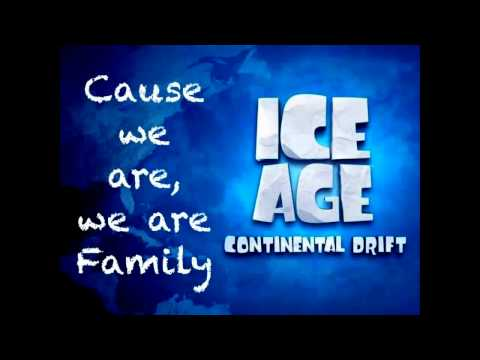 We Are Family   Keke Palmer & Isaiah Gripper Ice Age 4 Theme LYRICS